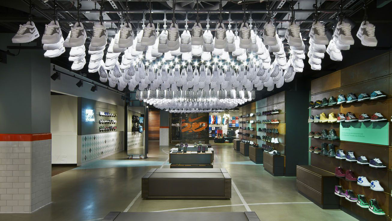 Image result for niketown london